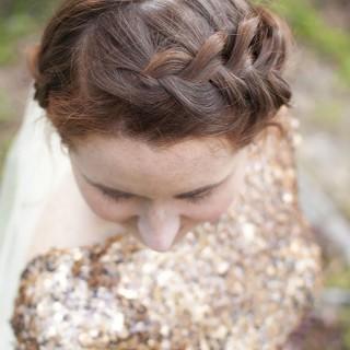 DIY Bridal Beauty – Braids for short hair