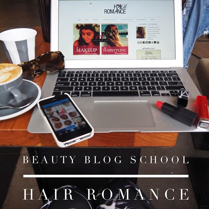 Hair Romance - Beauty Blog School