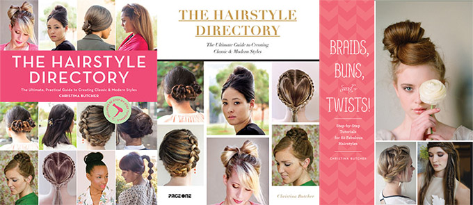 Hair Romance - Braids Buns Twists - Hairstyle Directory covers