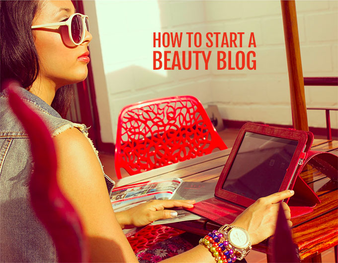 How to start a beauty blog - Hair Romance blogging tutorial
