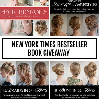 Hair Romance New York Times Bestseller Giveaway!