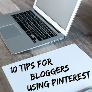 Beauty Blog School – 10 tips for bloggers using Pinterest