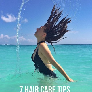 7 hair care tips for swimmers