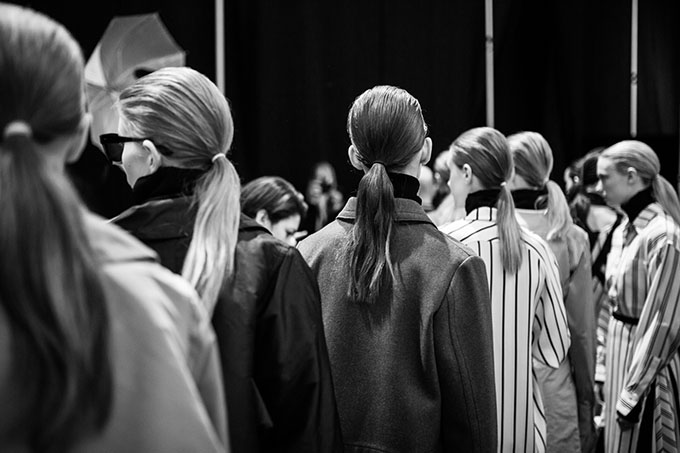 NYFW Evo hair for Tome