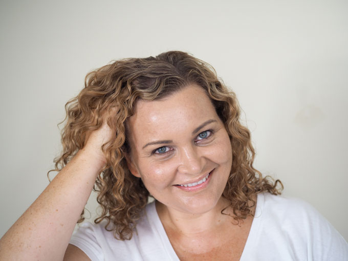How to style fine curly hair - Hair Romance
