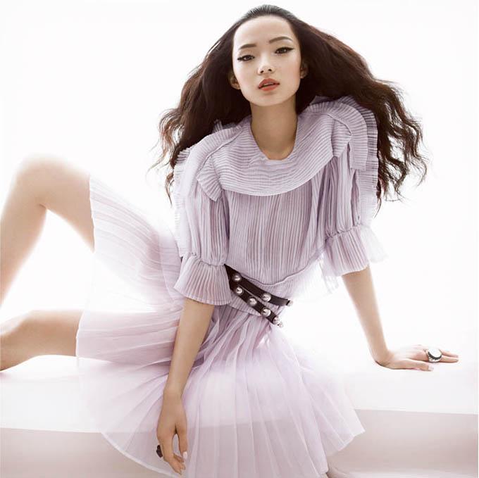 Big Hair Friday - Vogue China