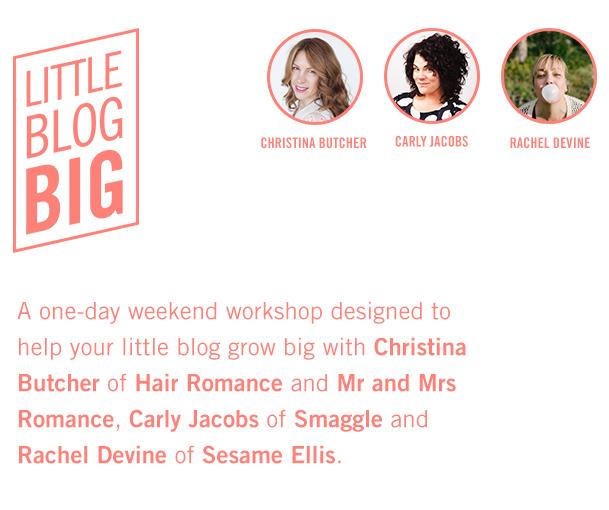 Little Blog Big