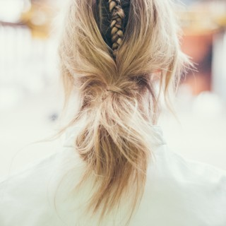 The new braid you'll want to copy from Fashion Week