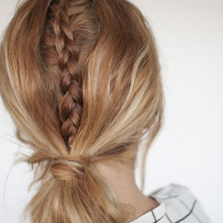 Fashion week braids – the hidden braid tutorial you have to try