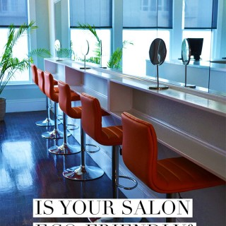 Is your salon eco-friendly?