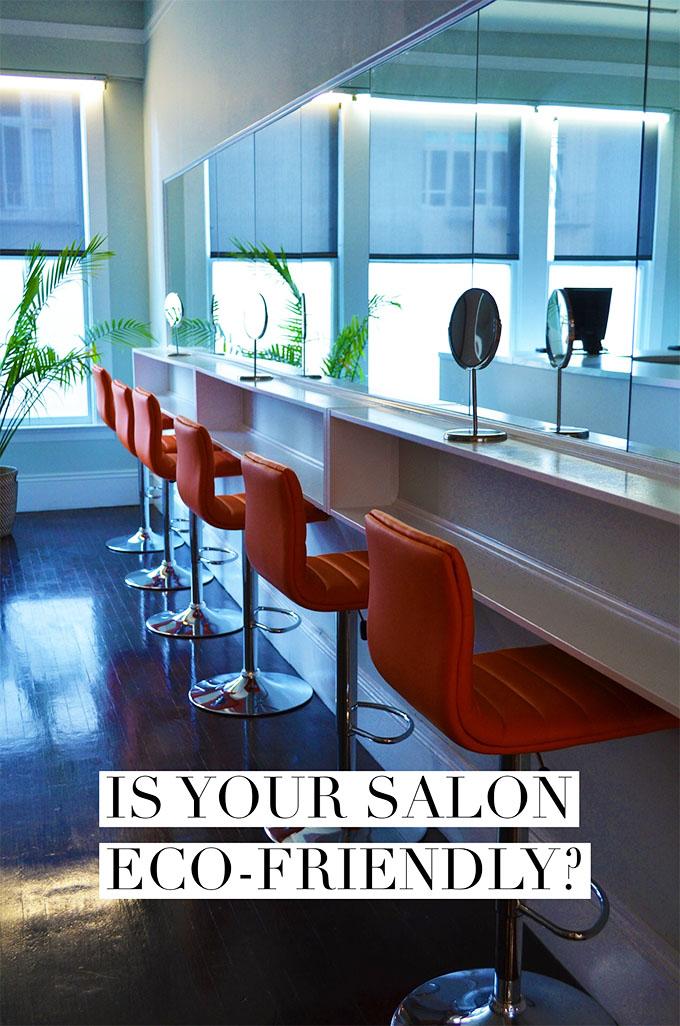 Hair Romance - Is your salon eco friendly