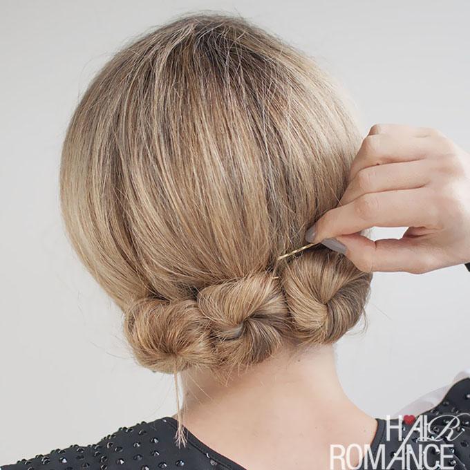 Hair Romance - Bobby pin tips