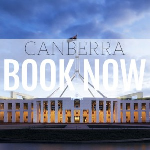 1Canberra book now