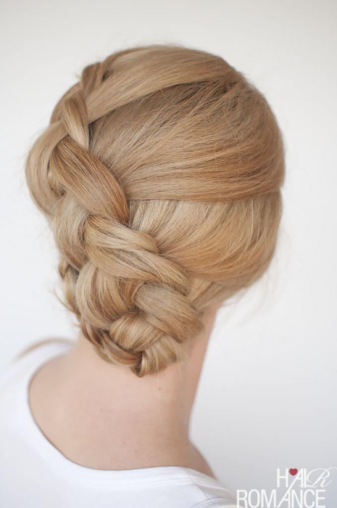 Hair Romance - Twist braid hairstyle tutorial 2