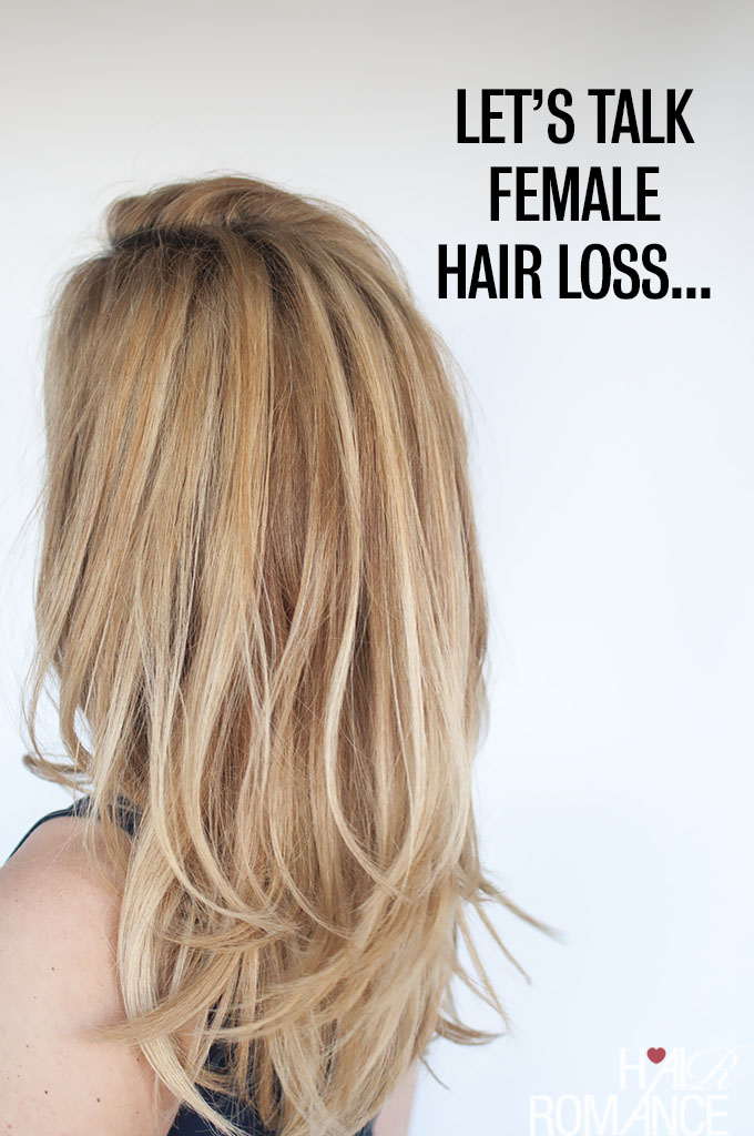 How much hair loss is normal for women? - Hair Romance