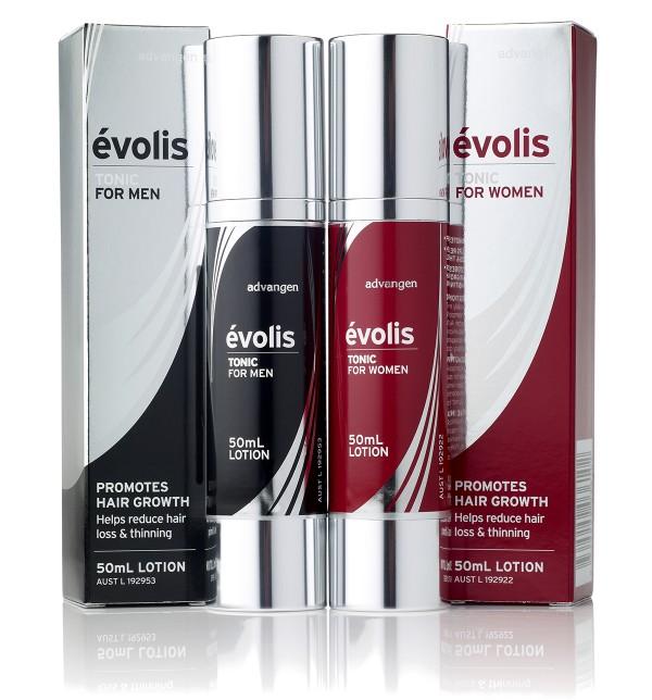 evolis hair tonic for hair loss
