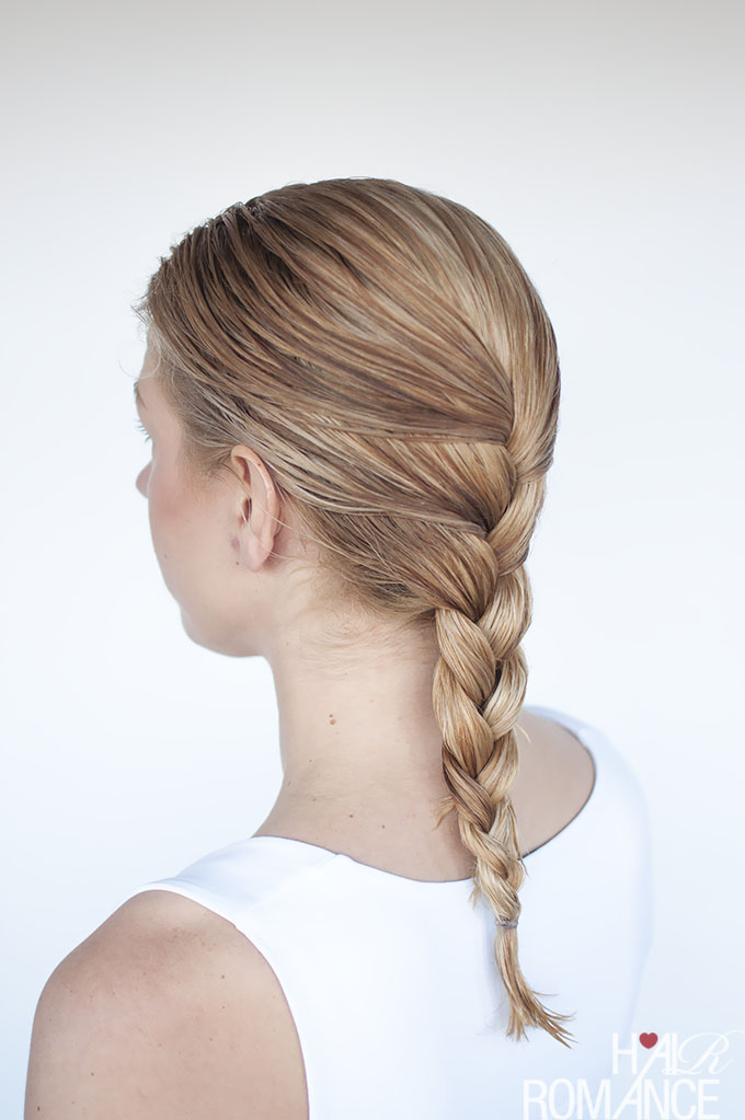 Hairstyles For Wet Hair 3 Simple Braid Tutorials You Can Wear In Wet Hair Hair Romance