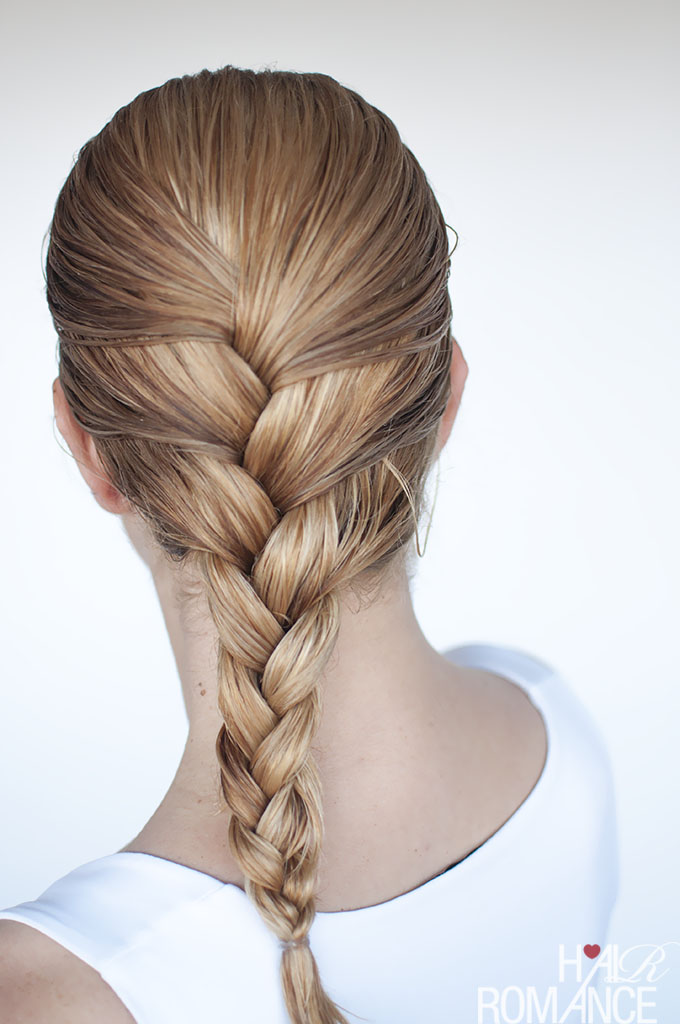 Hairstyles For Wet Hair 3 Simple Braid Tutorials You Can Wear In