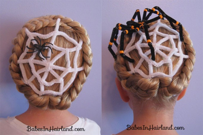 Halloween Hair 27 Diy Hair Tutorials Hair Romance