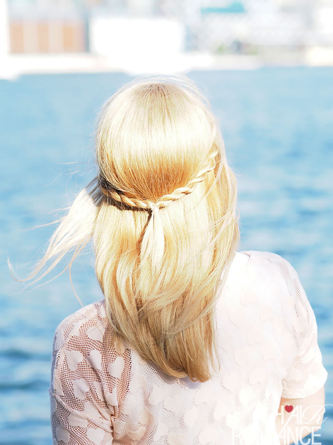 Hair Romance - Scunci Quick Twist Boho Braids tutorial