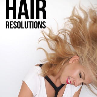 New Year's Hair Resolutions
