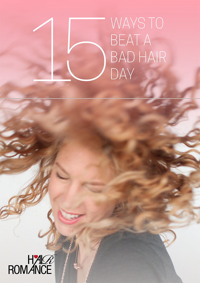 15 Ways to Beat a Bad Hair Day eBook