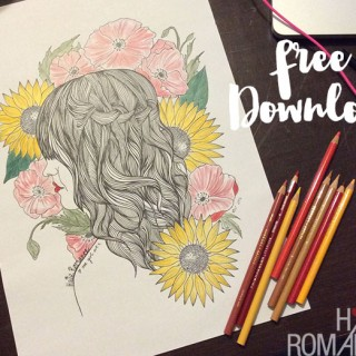 Hair Colouring In Giveaway