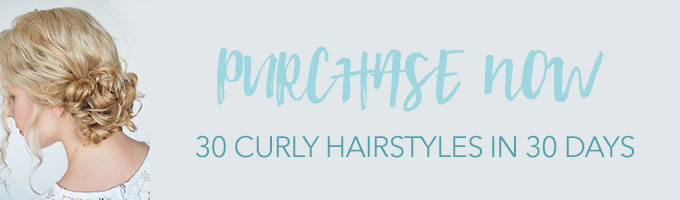 Hair Romance - Purchase my curly hair book now