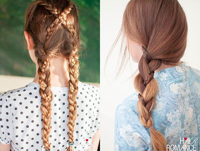 Hair Romance braids