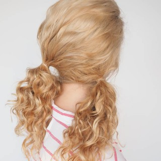 30 Curly Hairstyles in 30 Days – Day 14