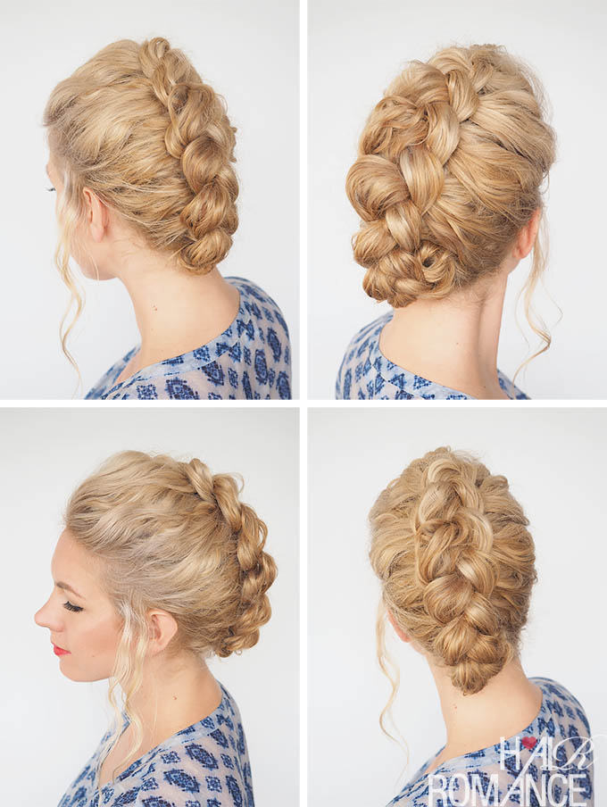30 Curly Hairstyles In 30 Days Day 28 Hair Romance