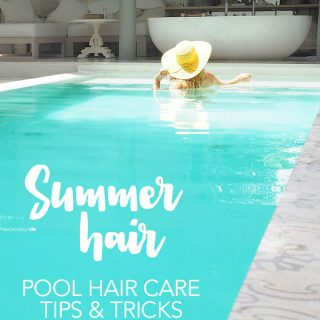 Summer hair guide – how to protect your hair in the pool