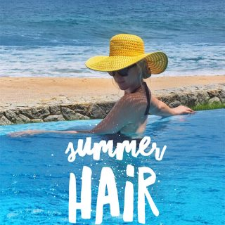 A Summer Hair Warning (How I damaged my hair on holidays)
