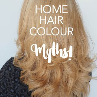 Home hair colour mythbusting