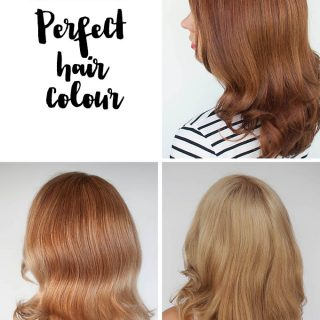 The easy way to find your perfect hair colour