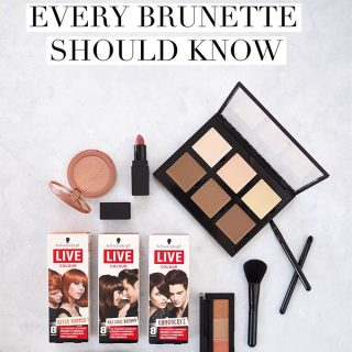 10 Beauty Tips Every Brunette Should Know