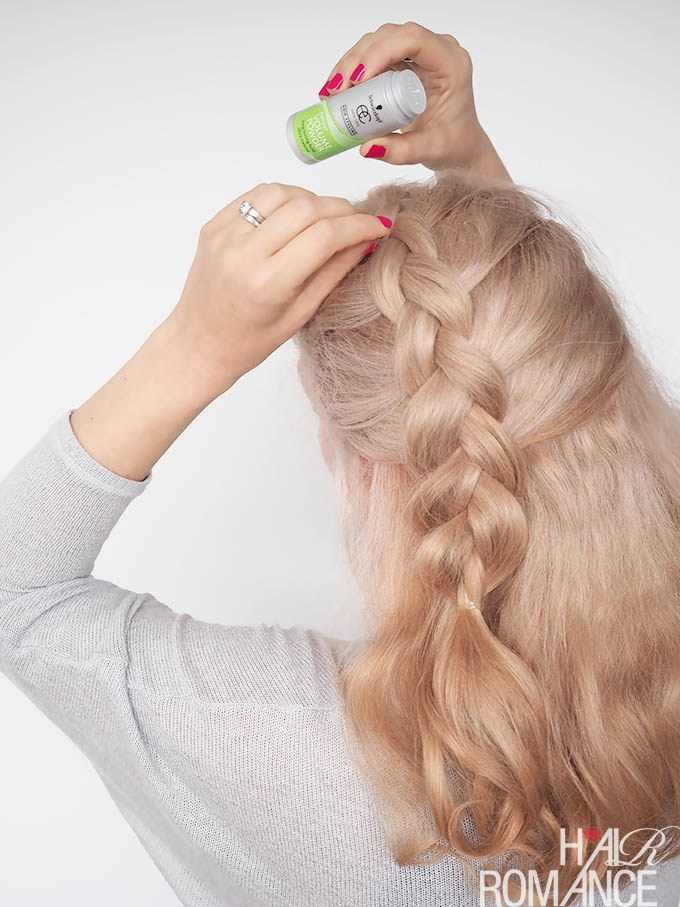 Hair Romance - How to use the hair products you've got - better