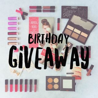 Hair Romance Huge Birthday Giveaway