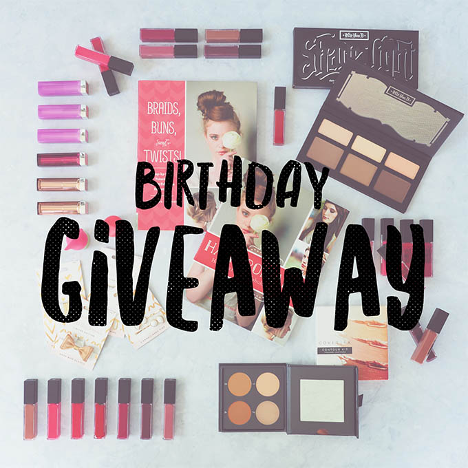Hair Romance Birthday Giveaway