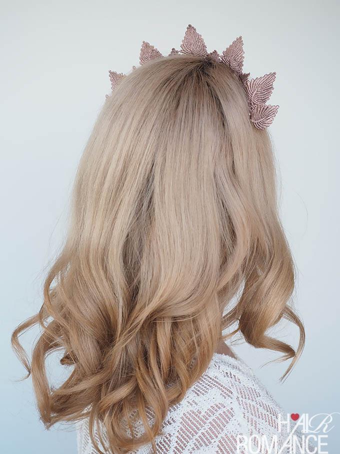 Hair Romance - How to wear a headband and a fun braid tutorial