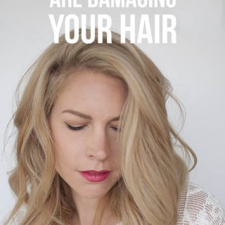 3 Unexpected things that are damaging your hair