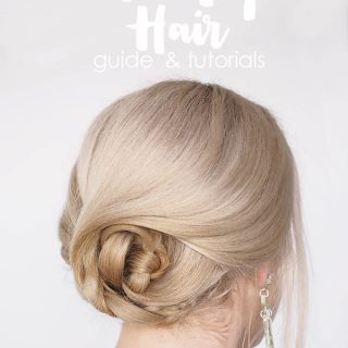 Easy Holiday Hair Tutorials