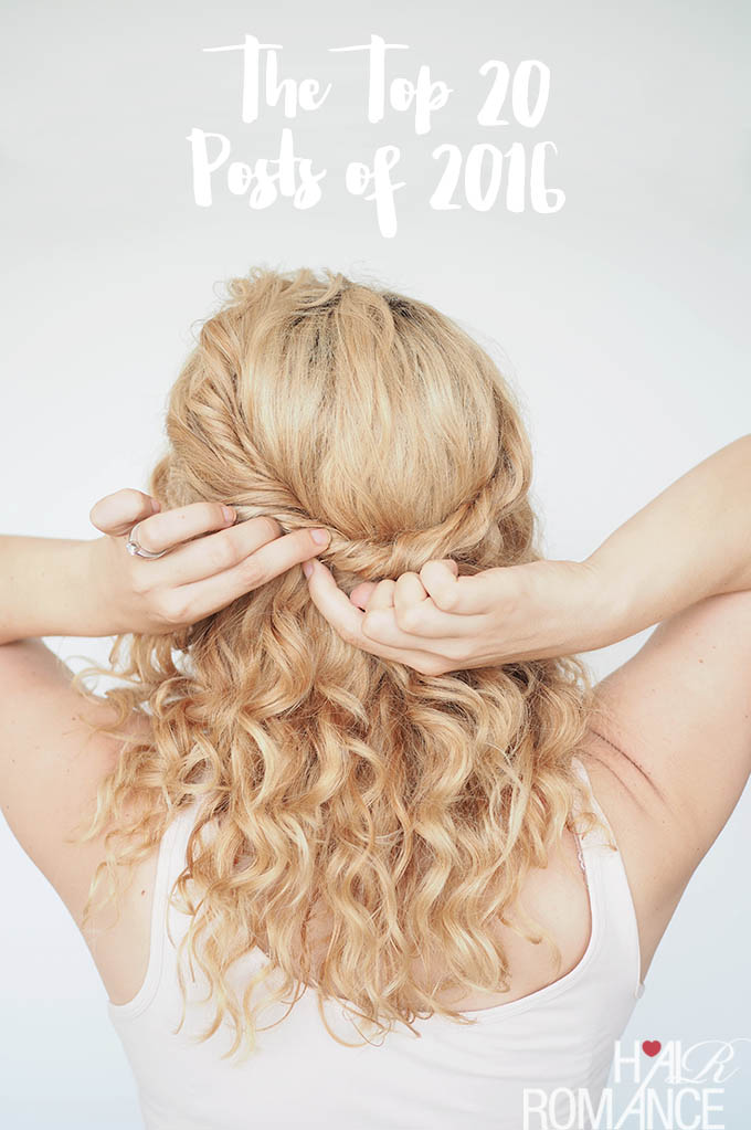 Hair Romance - the top 20 posts of 2016