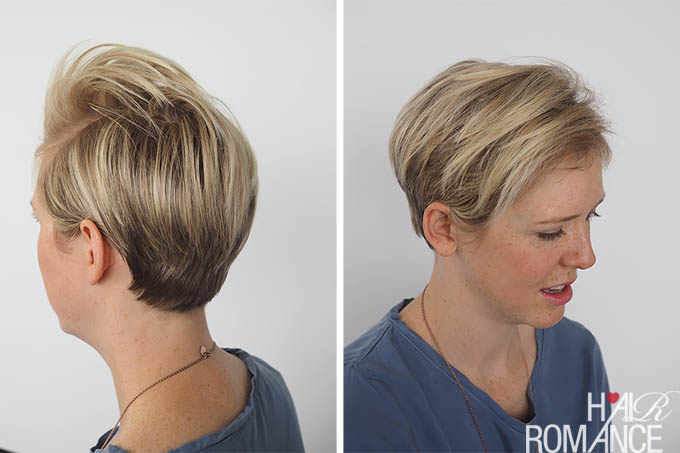 3 quick and easy ways to style short hair - Hair Romance