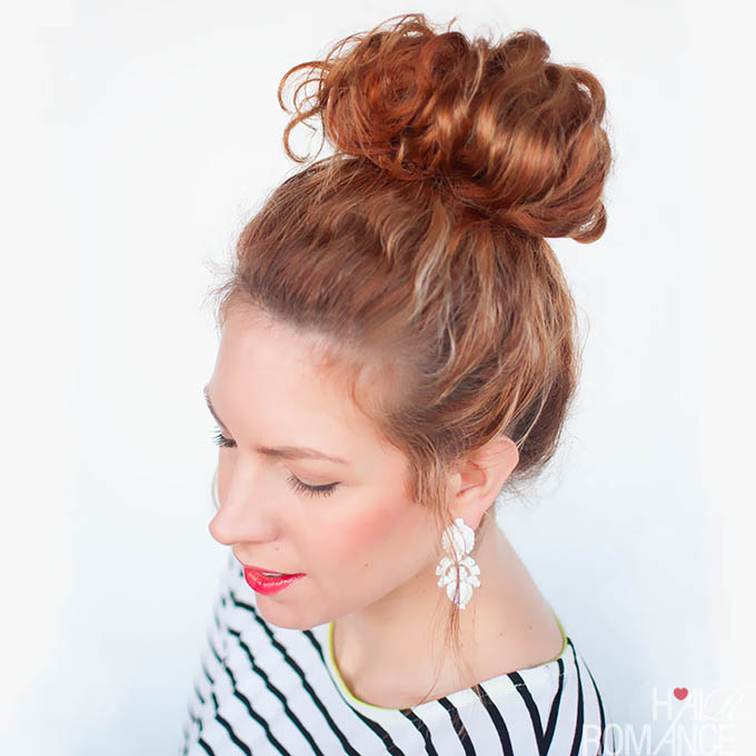 5 Quick And Easy Curly Hairstyles To Beat The Humidity
