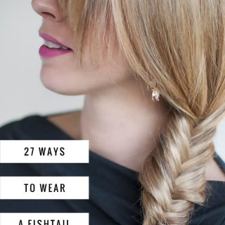 27 of the best fishtail braid tutorial videos