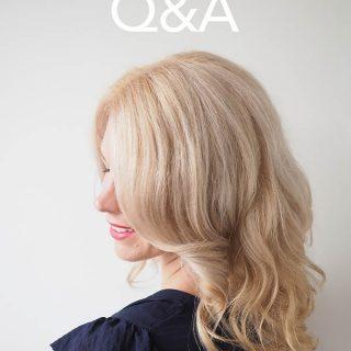 Hair Colour Q&A with my hairdresser – Stevie English Hair