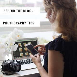 How I take photos with my feet – the ultimate guide to hands-free blog photography