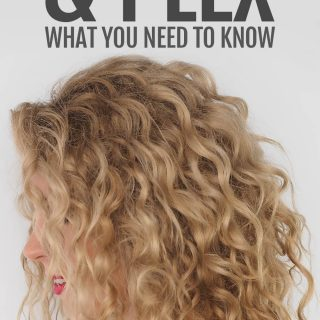 Plex and curly hair – what you really need to know