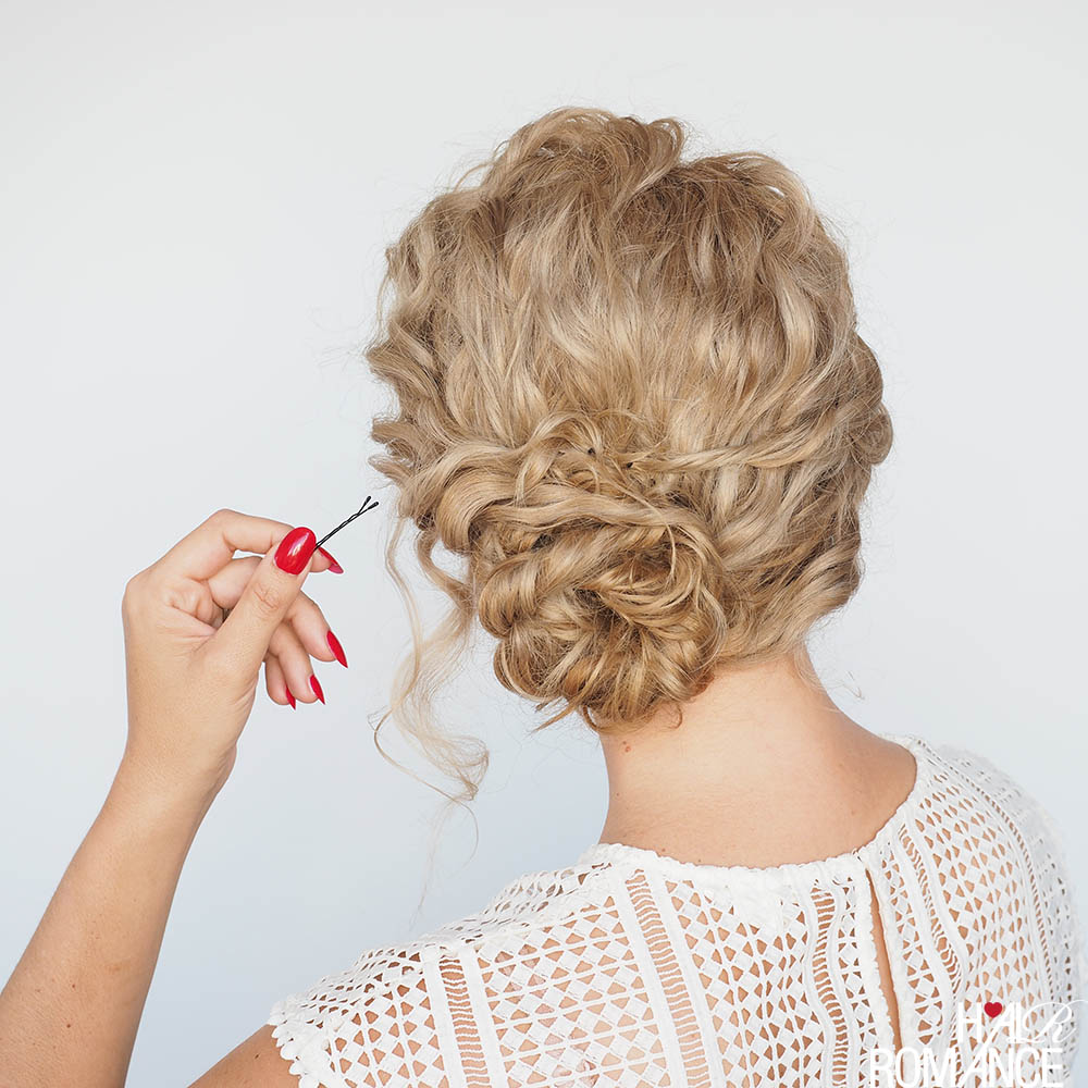 Im Off To Beauty School A New Hairstyle Tutorial Hair Romance